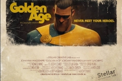 Golden Age | character model |