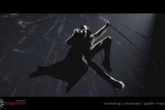 Spider-Man Noir | Model | character